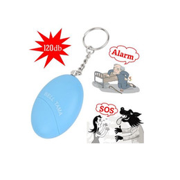 online shopping Personal Anti Panic Alarm Anti Rape Anti Attack Protection Safety Personal Security Keychain alarm