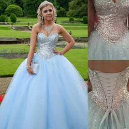 Sweet 16 Dresses Sky Blue Online | Sweet 16 Dresses Sky Blue for Sale