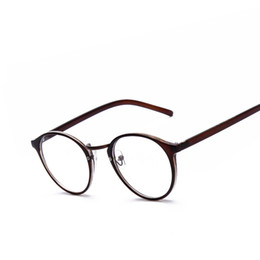 wholesale fashion women circle eyeglasses myopia optical computer glasses frame brand design eye glasses oculos de grau femininos f15016
