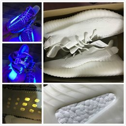 Adidas Yeezy Boost 350 Light Blue Shoes For Womens Luca Beel