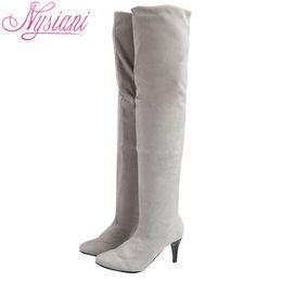 Discount Womens Summer Knee High Boots | 2017 Womens Summer Knee ...