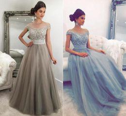 Delicate Evening Dress