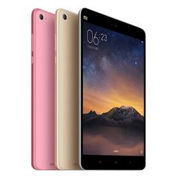 Xiaomi Original Mipad 2 Quad Core 2.2GHz CPU 8,0MP caméra tout le corps en métal 7,9 pouces 64 bits cpu bluetooth 4,0