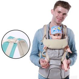Carteras de seguridad para bebés Baby Bebé Multifuncional Bebé Cómodo Cinturón Envoltorio Mochila Mochila niños Asiento de la cadera de algodón
