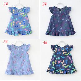 Discount Little Girls Denim Skirts | 2017 Little Girls Denim ...