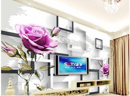 Home Decor For Sale gallery Fashion Decor Home Decoration For Bedroom Living Room Rose 3d Box Tv Background Wall Wallpaper For Walls 3 D For Living Room Roses Wallpaper Home Decor For