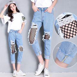 Discount Tight Boyfriend Jeans | 2017 Tight Boyfriend Jeans on ...