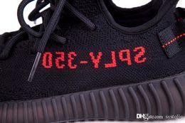 Adidas Yeezy Boost 350 v2 Black White Real vs Fake