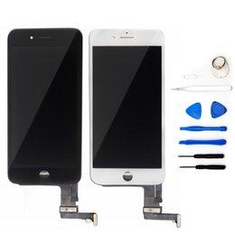 IPhone 7/7 Plus écran LCD à cristaux liquides Affichage 3D écran tactile numériseur Assemblée Fit pour iPhone 7 / 7S Plus écran d'iPhone de remplacement