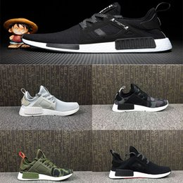 Adidas Nmd Xr1 Black Black White His trainers Offspring