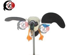 La venta al por mayor-Fábrica vende señuelos eléctricos del pato del movimiento con el magnum del aleteo, señuelos motorizados del tamaño alta tarifa de la calidad El pato de la caza