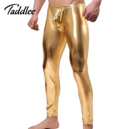 Discount Sexy Men Long Underwear Bottoms   2017 Sexy Men Long ...