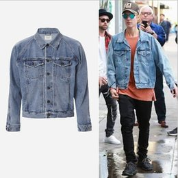 Discount Men S Blue Jean Jacket | 2017 Men S Blue Jean Jacket on ...