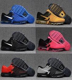 2016 shoes run air max New Arrival Max 2017 Running Shoes Men Women High Quality Max Plastic drop Series Orange Grey Air Running Sports Shoes Size US5.5-13 shoes run air max deals