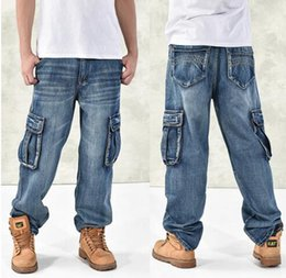 Discount Jeans For Hip Hop | 2017 Hip Hop Jeans For Boys on Sale ...