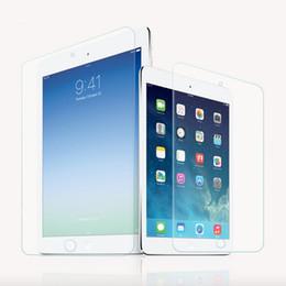 0.3MM 9H Protetor de vidro protetor de vidro temperado para Apple Ipad Pro 2 3 4 5 Air 2 Mini 1 2 3 4