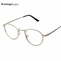 wholesale fashion brand designer woman glasses men women sexy optical frames cat eye clear lens eyeware metal mens eyeglasses glp5310 cheap mens designer
