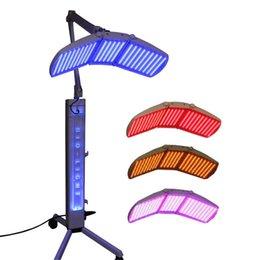 1420 Luzes LED PDT Photon Tendering Cuidados com a Pele Cuidados Anti-envelhecimento Lifting Facial Vertical Remoção de Rugas Equipamentos de Beleza LLFA