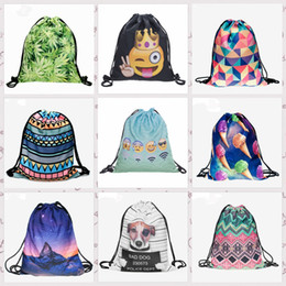 Harajuku Drawstring Bag Online | Harajuku Drawstring Bag for Sale
