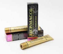 Dermacol Base Concealer DERMACOL Funda de Maquillaje Extreme Covering Fundación Hipoalergénica Impermeable 30g Dermacol Face Concealer