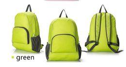 online shopping Korean Super Light Outdoor Travel Backpack Folding Multifunctional Backpack L Large Capacity Travel Backpack For Ladies and Men