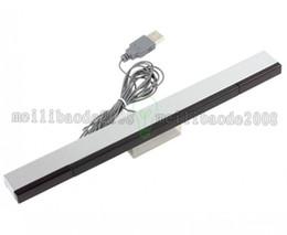 NOUVELLE barre filaire de capteur avec le câble d'USB pour Nintendo Wii / Wii U / PC EGS_813 LIVRAISON GRATUITE MYY