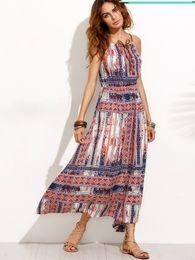 Bohemian maxi dresses for sale