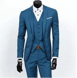 Casual Wedding Suits Men Groom Online   Casual Wedding Suits Men ...
