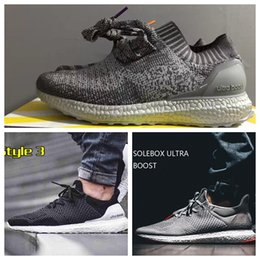 Discount baseball gear Ultra Boost Uncaged Newest Sports Shoes Men Running Shoes Cool Running Sport Sneaker Brand Shoes Newest Outdoor Gear