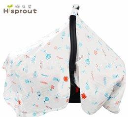 Cubierta del asiento de coche recién nacido del asiento de coche del asiento de coche del bebé fresco en la sombrilla del verano Sombra superior del cochecito 114 * 90CM
