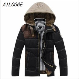 Discount Down Feather Jackets For Men | 2017 Feather Down Coats ...