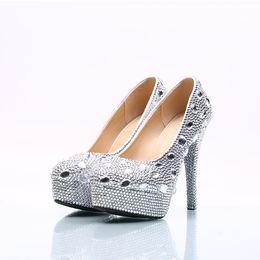 Discount Bridal Shoes 5cm | 2017 Bridal Shoes 5cm Heel on Sale at ...