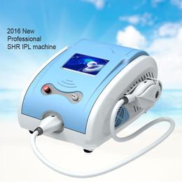Hot Portátil Melhor ipl shr máquina de remoção de pêlos rápido indolor sem efeitos colaterais para pernament máquina de remoção de pêlos LLFA