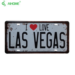 Discount License Plate Decor 2017 License Plate Wall