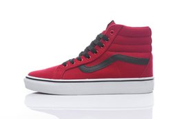 Discount Van Shoes Red | 2017 Van Shoes Red on Sale at DHgate.com