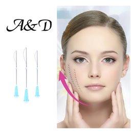 2017 cosmético novo produto pdo fio elevador mono fio sutura para levantar rosto