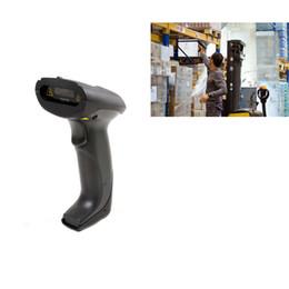 Estoque dos EU! 2.4GHZ USB sem fio de alta velocidade CCD 1D Label Barcode Scanner Bar Code Gun Reader