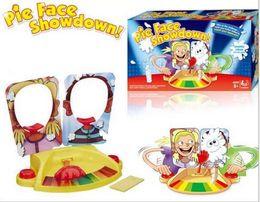Pie Face Jeu Hasbro Gaming Enfants Nouveauté intérêt paternité jouets famille filiale jouets Rocket Catapult Game Consoles
