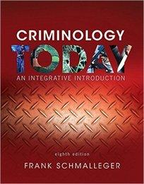 Криминология Сегодня 8-е издание 978-0134146386