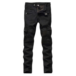 Men S Black Slim Fit Cargo Pants Online | Men S Black Slim Fit ...