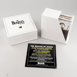 The Beatles en mono 13 caja llena de la caja de la edición limitada de la edición limitada el envío libre sellado