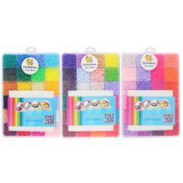 mini fuse box online mini fuse box for whole 54000 beads 3 box mini hama 2 6mm beads 750pcs grid fuse beads educational toys for children