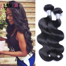 Перуанский малайзийский индейский камбоджийский бразильский волосяной покров волос волнистые волнистые дешевые человеческие волосы сплетенные пучки Натуральные черные накладки Remy для волос
