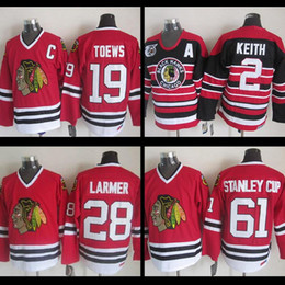patch embroidered mlb cheap chicago blackhawks hockey jerseys 2 duncan keith stitched logos .