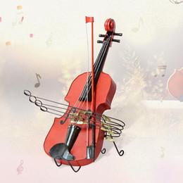 2017 Home Decor Violin Violin Models Home Decorators Decoration Crafts Music Box Creative Gift Decoration For