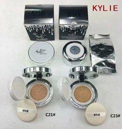 Wholesale KYLIE BB Base Crème Coussin Air XP maquillage kylie jenner BB Crème anti cernes Kylie BB