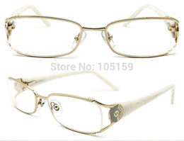 discount designer computer glasses wholesale hot selling women glasses frame diamond oculos de grau computer