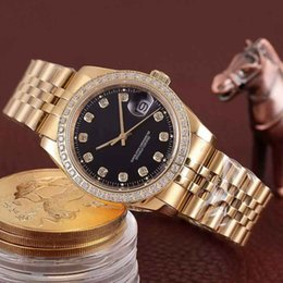 mens gold watches for online mens gold watches for for 2017 hot mens diamonds wrist watches men luxury brand mechanical watch 18k gold starp fashion black automatic date wristwatches for man