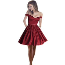 Discount Purple Cocktail Dresses For Juniors | 2017 Purple ...