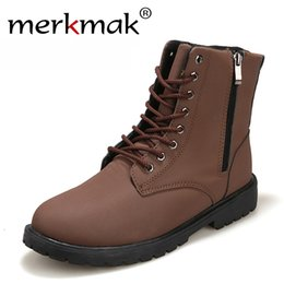 Discount Short Black Boots For Men | 2017 Short Black Boots For